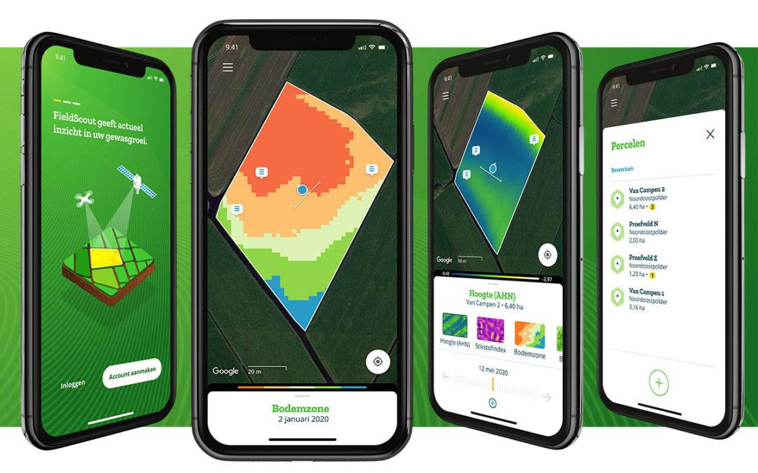 PERSBERICHT: Nieuwe App maakt smartfarming makkelijk