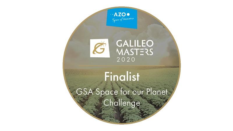 FieldScout genomineerd voor prestigieuze prijs Galileo Masters